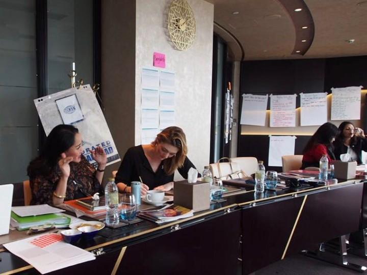"Di Workshop WRA Dengan Bill And Melinda Gates Foundation, Giwo Tekankan ""Safe Motherhood"""
