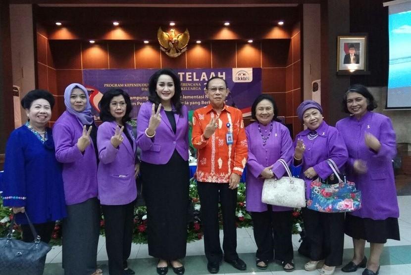 BKKBN – Aliansi Pita Putih Indonesia Jalin Sinergi