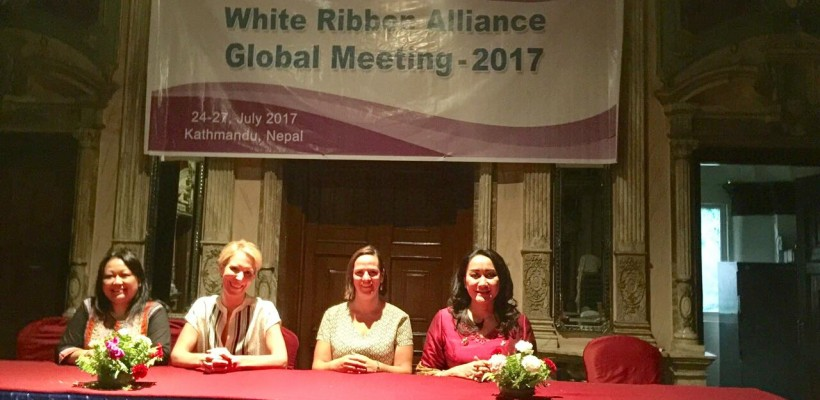 Hadiri Pertemuan Aliansi Pita Putih Dunia, APPI Usung Program 'Gemar Makan Ikan'