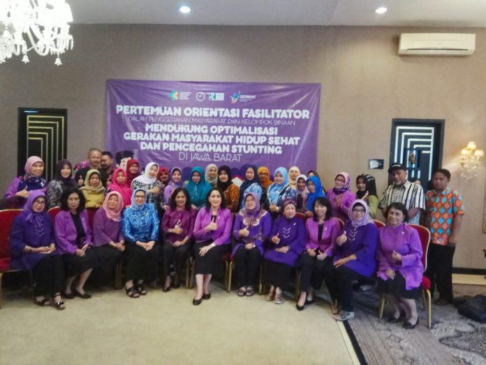 Optimalkan Germas dan Pencegahan Stunting, PPI Rambah Jawa Barat