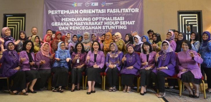 Pita Putih Indonesia Perkuat Fasilitator Kesehatan