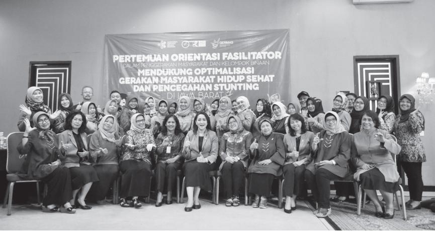 PPI Perkuat Fasilitator Kesehatan