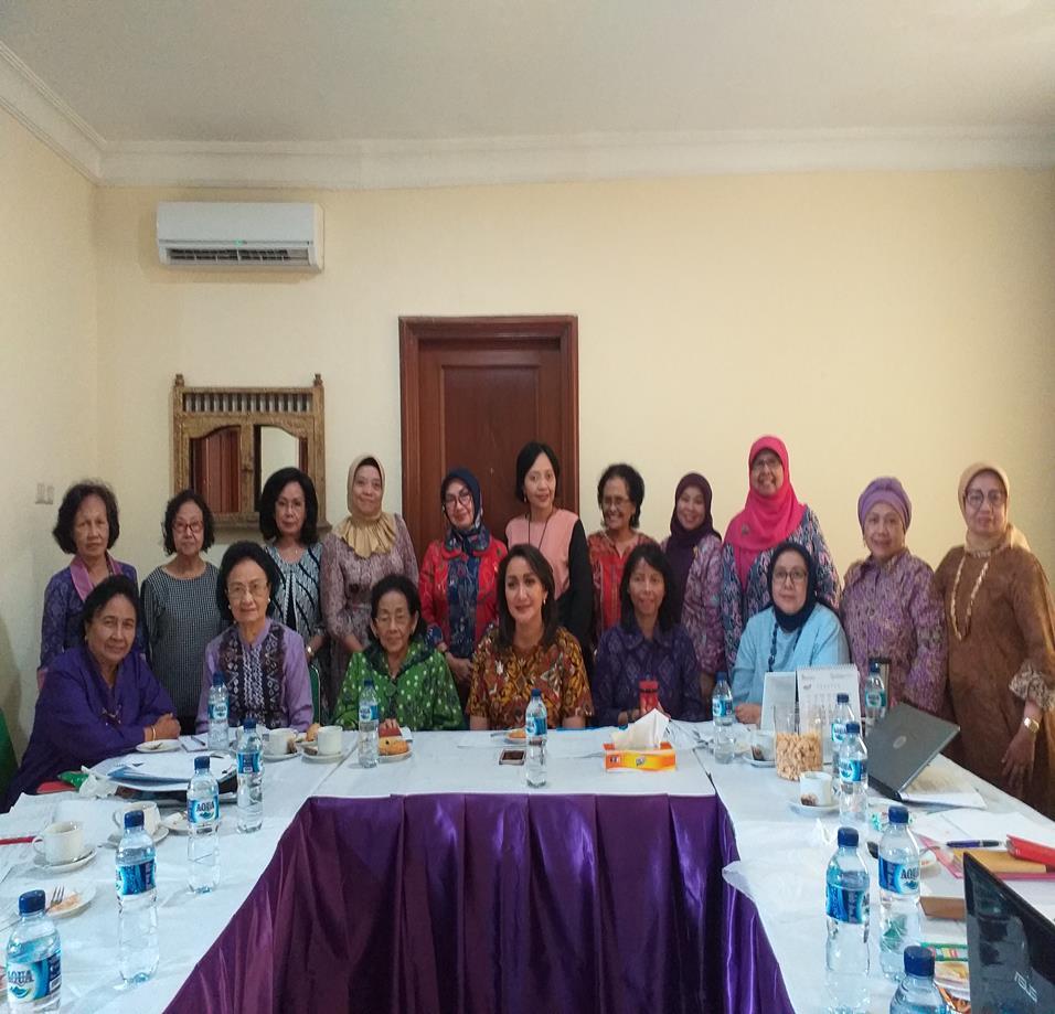 Demi Suksesnya Event International Meeting GWRA Indonesia 2020, PPI Rombak Kepanitiaan