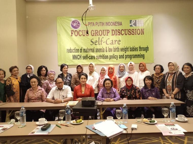 Rencana Aksi Pita Putih Indonesia (PPI) 2019