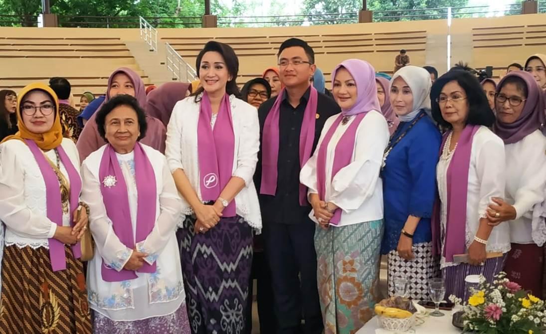 Keterlibatan Perempuan Dalam Pembangunan di Banten Baru 47 Persen
