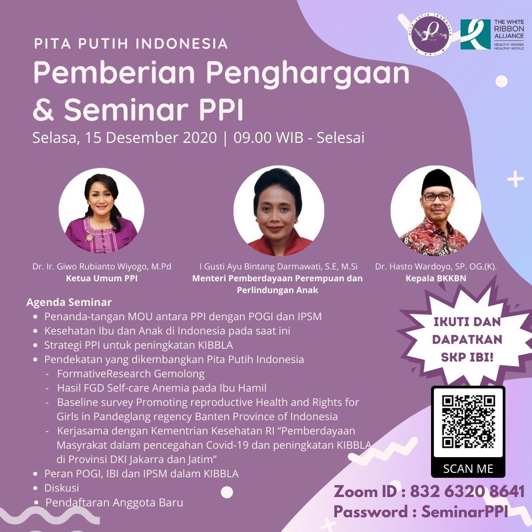Pemberian Penghargaan & Seminar PPI