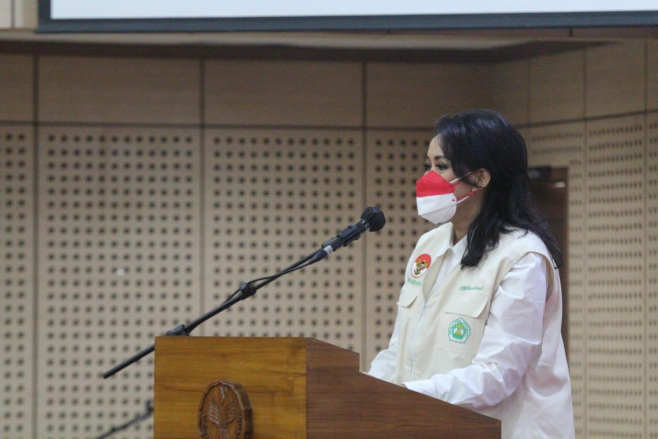 Libur Tahun Baru Islam, Warga Ramai-ramai Vaksin COVID-19